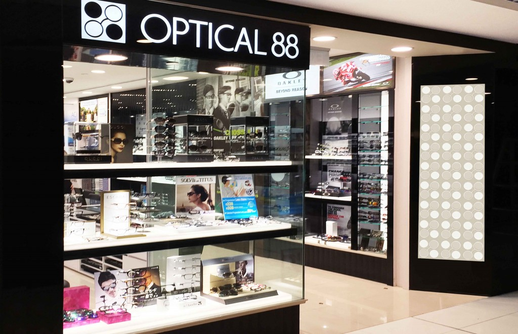 Optical 88 at PWP CDW 1