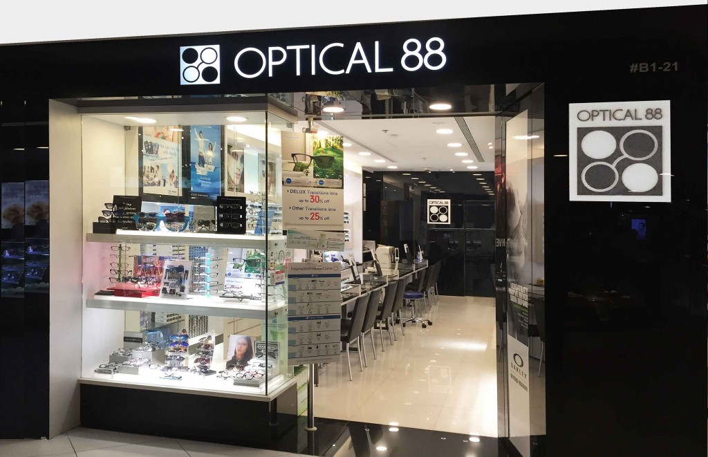 Optical 88 at TM CDW 1